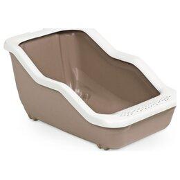Туалеты и аксессуары  - MPS Netta Open (54х39х29h см) Коричневый…, 0
