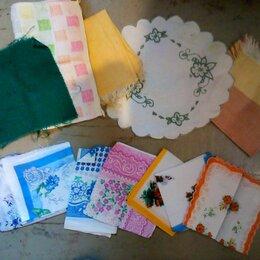 Бумажные салфетки, носовые платки - Платки носовые, салфетки, 0