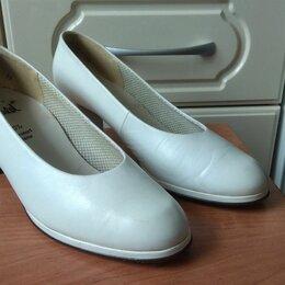"Туфли - Туфли лодочка ""oswald""(40 размер / Белые), 0"