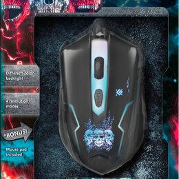 Мыши - Мышь игровая Defender Skull GM-180L, 3200dpi, подсветка, 0