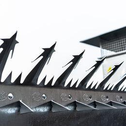 Прочий инвентарь и инструменты - защита дачи от воров  из стальной оцинкованной полосы, 0