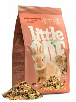 Кролики - Little one для кроликов юниор, 0