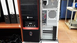 Настольные компьютеры - Системный блок  Core 2Duo 6400 2.1 GHz, 0