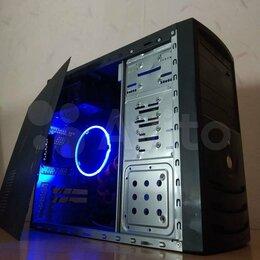 Настольные компьютеры - Игровой пк i5 4690 4ядра / DDR3 16gb / SSD / 600W, 0