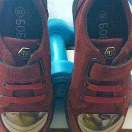 Ботинки - Распродажа! новые ботиночки 28,29 размер, 0