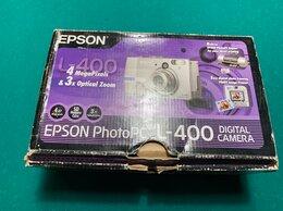 Фотоаппараты - Цифровой фотоаппарат Epson L400, 0