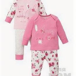 Домашняя одежда - пижама Mothercare 2 шт. 24-36 до 98 см, 0