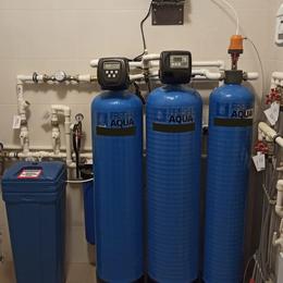 Фильтры для воды и комплектующие - Очистка воды / Система умягчения воды, 0