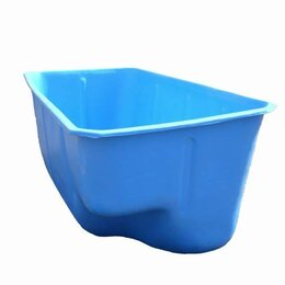 Бассейны - Бассейн пластиковый 3,1 куб. (2,6*1,1*1,0 м), 0
