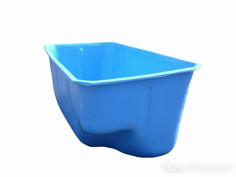 Бассейн пластиковый 2,6 х 1,1 х 1,0 м (3,1 куб.) по цене 12600₽ - Бассейны, фото 0