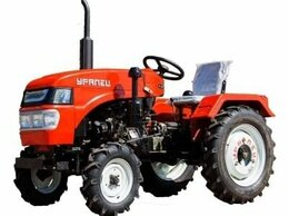 Спецтехника и навесное оборудование - Трактор Уралец 220 4x4, 0