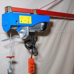 Грузоподъемное оборудование - Таль электрическая мини GPA 230В, 500, 0