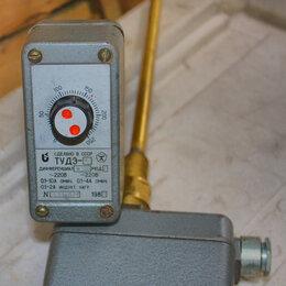 Промышленное климатическое оборудование - Терморегулятор (термостат) ТУДЭ-4М1 (t 0-250°C)…, 0