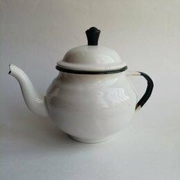 Заварочные чайники - Металлический эмалированный Заварочный Чайник…, 0