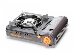 Туристические горелки и плитки - Портативная газовая плитка NaMilux NA-199PF, 0