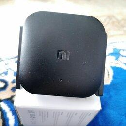 Оборудование Wi-Fi и Bluetooth - Повторитель беспроводного сигнала XIAOMI Mi WiFi Range Extender Pro, черный, 0