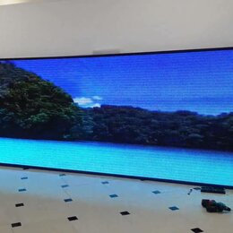 Рекламные конструкции и материалы - Видеоэкран P10 SMD RGB 1970Х1010 мм, 0