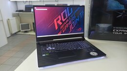 Ноутбуки - Ноутбук Игровой ASUS 17.3 i7/16GB/SSD/GTX1650…, 0