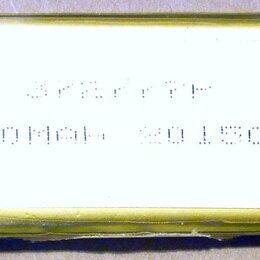 Аккумуляторы - Аккумулятор XWD 372777P, 1000MAh от China iPhone A1530, MAIN R7223D_MB_V1.0 RICX, 0