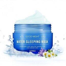 Увлажнение и питание - Ночная увлажняющая маска A'PIEU Good Night Water…, 0