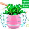 Музыкальный Цветочный Горшок Smart Music Flowerpot (оригинал) по цене 990₽ - Детские музыкальные инструменты, фото 0