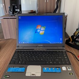Ноутбуки - Ноутбук Sony VGN-SZ5VRN/X, 0