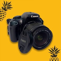 Фотоаппараты - Фотоаппарат Canon EOS 1100D Kit, 0