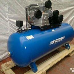 Воздушные компрессоры - Поршневой компрессор remeza сб4/Ф-500.LB75, 0