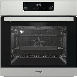 Духовые шкафы - Встраиваемый духовой шкаф Gorenje BO-735E20X-2, 0
