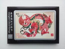 Сувениры - Панно Китайский театр теней фигурка Дракон сувенир, 0
