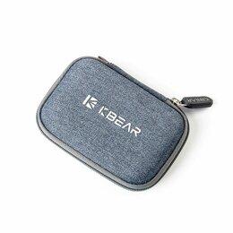 Аксессуары для наушников и гарнитур - Чехол KBear для наушников и USB ЦАПов, 0