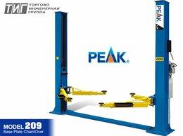 Оборудование для перемещения автомобиля - Подъемник автомобильный peak 209, 0