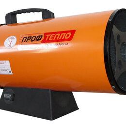 Электрогенераторы и станции - Газовый теплогенератор Профтепло КГ-10, 0