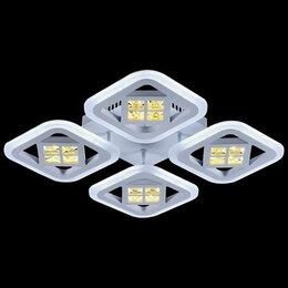 Люстры и потолочные светильники - Светодиодная люстра 88859-0.3-04B , 0