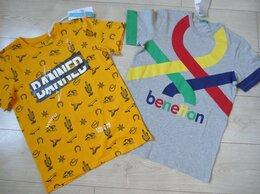 Футболки и майки - Футболки Benetton, Lincoln&Sharks, 158-164, новые, 0