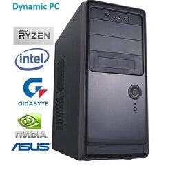 Настольные компьютеры - Системный блок Dynamic PC со встроенным ИБП, 0