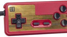 Игровые приставки - Геймпад проводной Retro Genesis Controller P2 (8…, 0