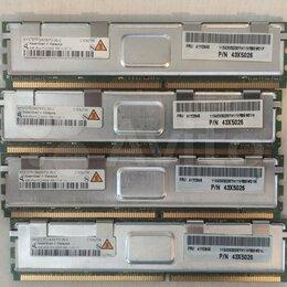 Модули памяти - Память серверная DDR2 4Gb, 0