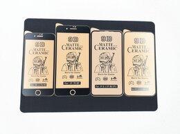 Защитные пленки и стекла - Защитные стекла керамические для iPhone, 0