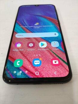Мобильные телефоны - Смартфон Samsung Galaxy a40 64Gb, 0