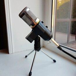 Микрофоны и усилители голоса - Новый микрофон mk-f100tl в коробке, 0
