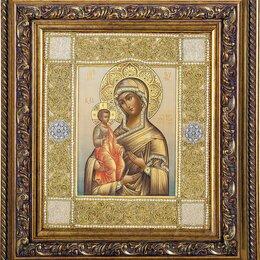 Иконы - Икона Божией Матери Троеручица, 0