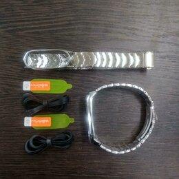 Ремешки для часов - Металлический ремешок для Mi Band 3/4, 0