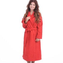 Домашняя одежда - халат махровый, 0