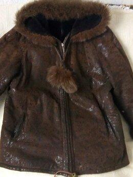 Куртки - куртка - дубленка, 0