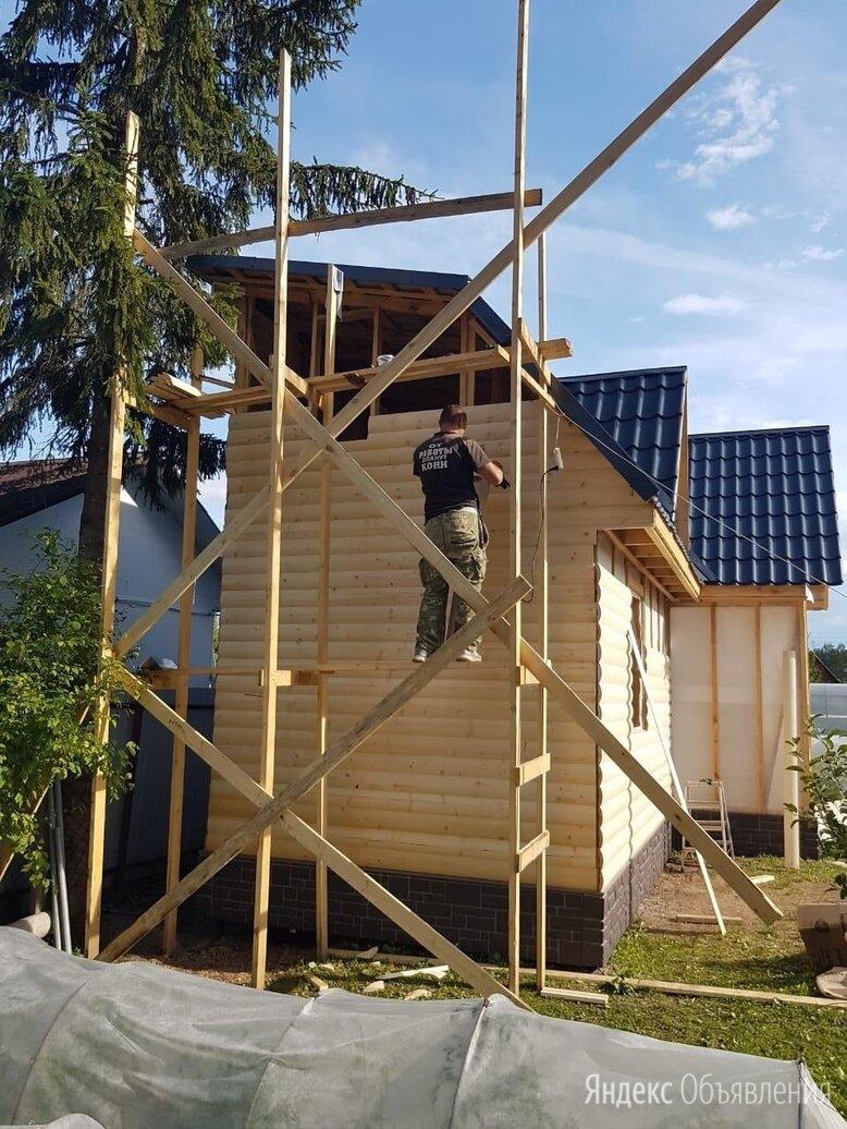 Рабочий на загородное строительство  - Рабочие, фото 0