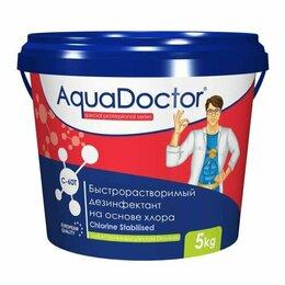 Химические средства - Хлор-шок с-60Т быстрый хлор в таблетках 20 гр, 5 кг, Aquadoctor, 0