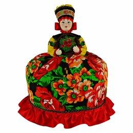 Статуэтки и фигурки - Подарок Жостово кукла грелка на чайник под…, 0