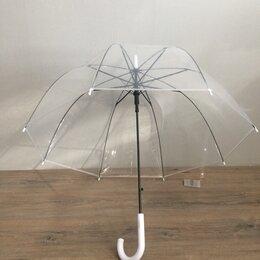 Зонты и трости - Зонт прозрачный купол, 0
