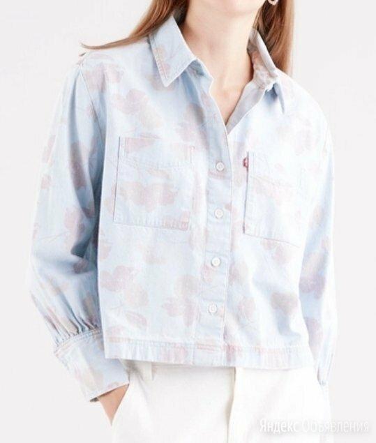 Рубашка Levi's оригинал по цене 5500₽ - Блузки и кофточки, фото 0